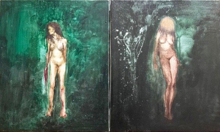 Nudes by Luo Yi