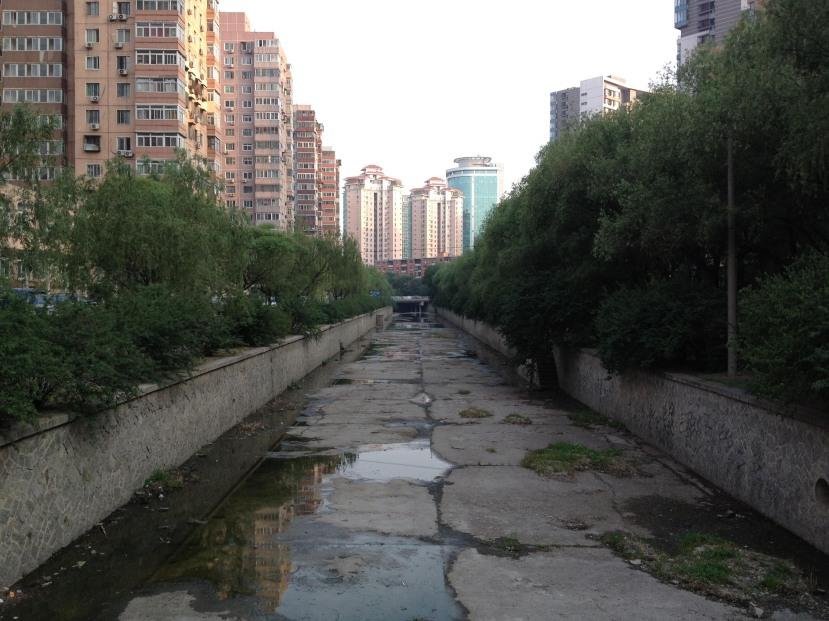 Tucheng Channel