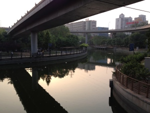 East Second Ring Road Moat