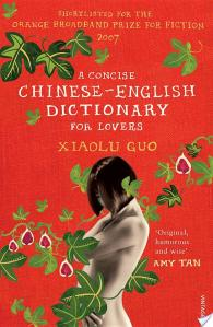 Concise Chinese-English Dictionary for Lovers book cover
