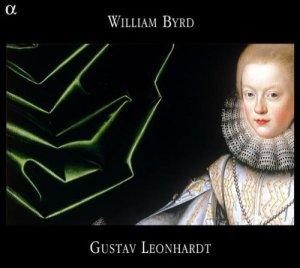 William Byrd Leonhardt album cover