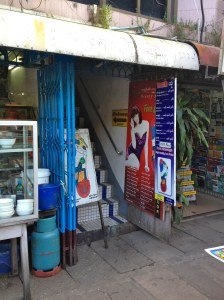 Rangoon massage shop
