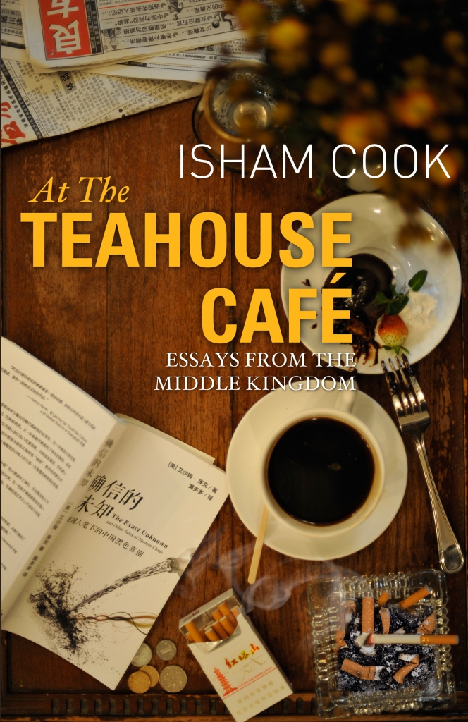 At the Teahouse Cafe book cover