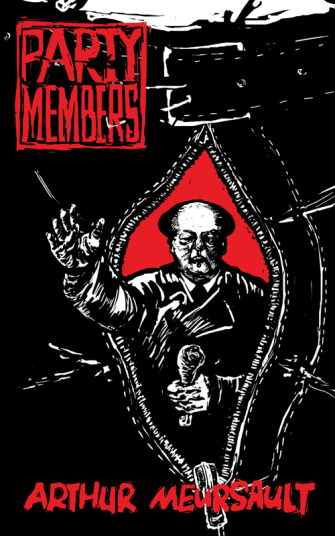 Party Members book cover