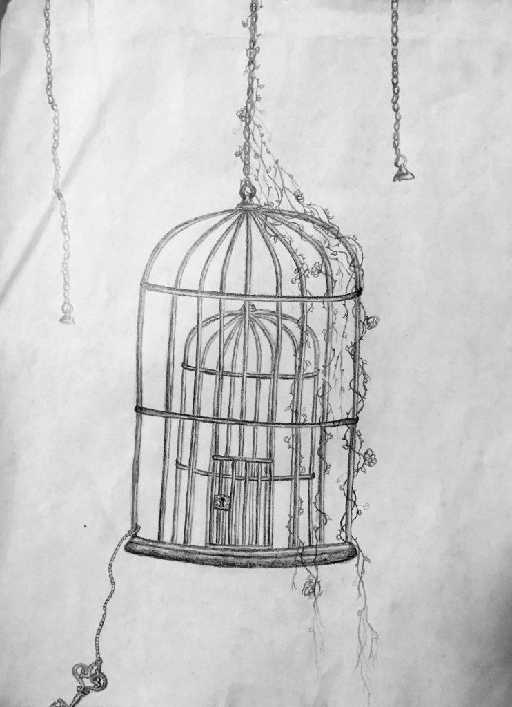 Cage within a cage by Maddy