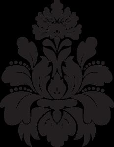 Generic rococo vulva design