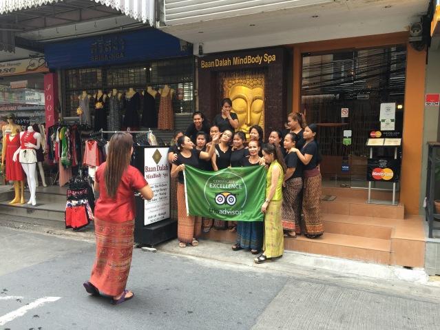 Bangkok masseuses