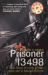 Robert Davies Prisoner 13498 book cover