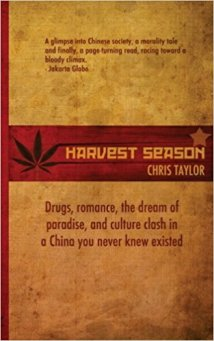 Chris Taylor Harvest Season book cover