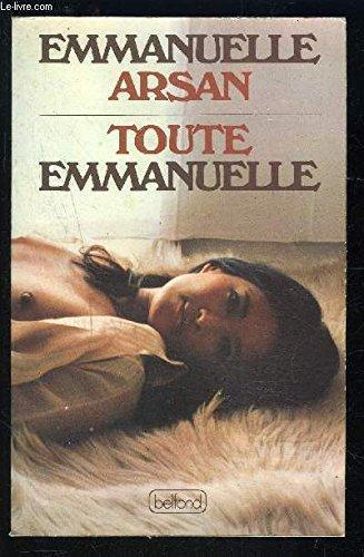 Toute Emmanuelle book cover