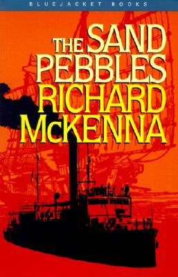 The Sand Pebbles book cover